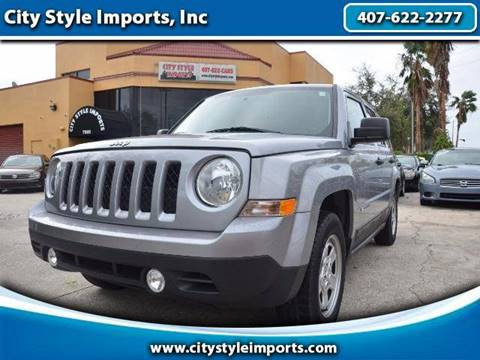 2015 Jeep Patriot for sale in Fernpark, FL