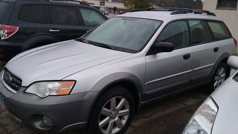 2007 Subaru Outback for sale in Cottage Grove, WI