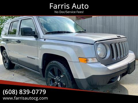 2014 Jeep Patriot for sale in Cottage Grove, WI