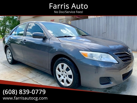2011 Toyota Camry for sale in Cottage Grove, WI