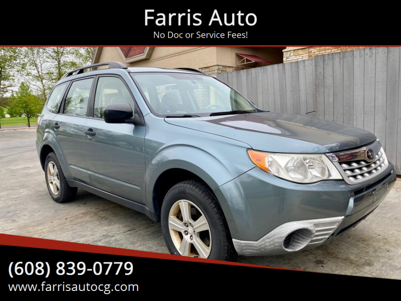 2011 Subaru Forester - Cottage Grove, WI