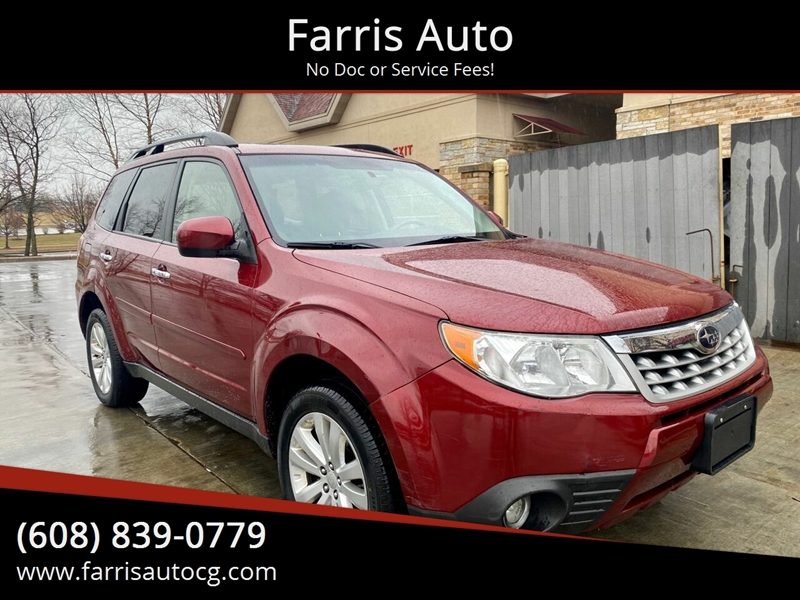 2012 Subaru Forester - Cottage Grove, WI
