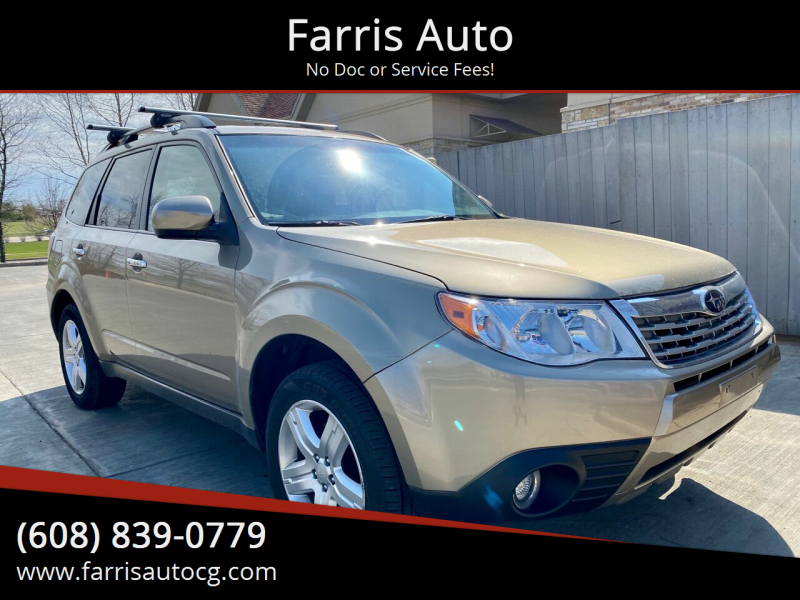 2009 Subaru Forester - Cottage Grove, WI