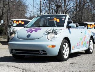 2004 Volkswagen New Beetle for sale in Fox Lake, IL