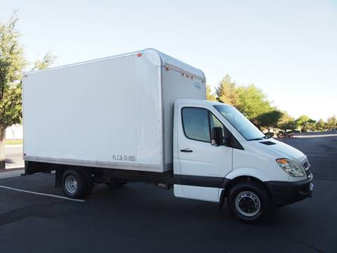 2007 Dodge Diesel BOX TRUCK for sale in Las Vegas, NV