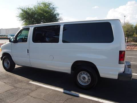 2003 Ford E-Series Wagon for sale in Las Vegas, NV