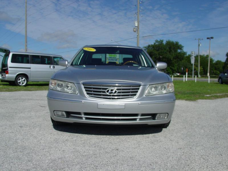 2007 Hyundai Azera SE 4dr Sedan - Orange Park FL
