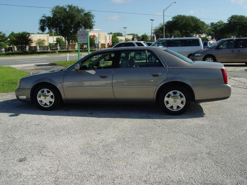 2002 Cadillac DeVille 4dr Sedan - Orange Park FL