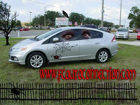 2012 Honda Insight for sale in Orange Park, FL