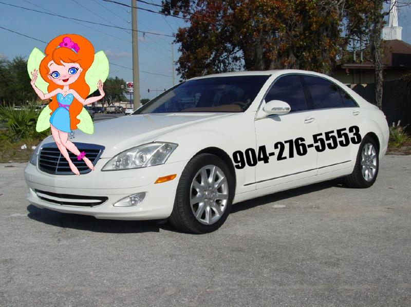 2007 Mercedes Benz S Class S 550 4dr Sedan   Orange Park FL