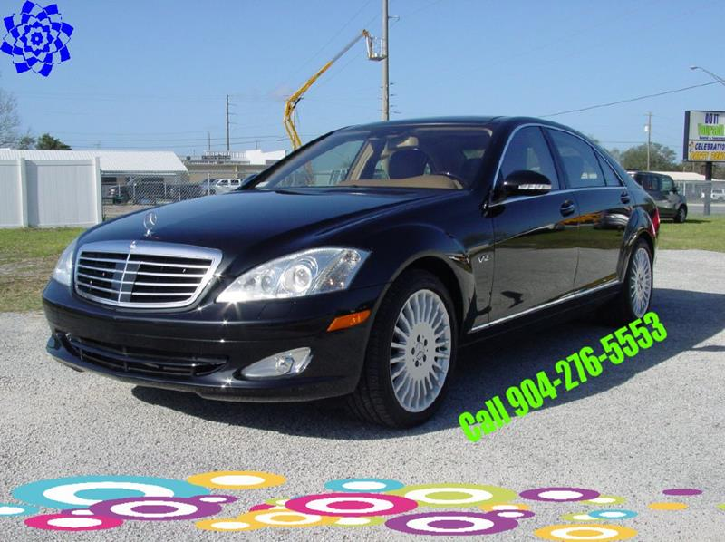 2007 Mercedes Benz S Class S 600 4dr Sedan   Orange Park FL