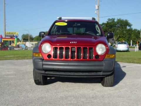 2006 Jeep Liberty for sale in Orange Park, FL