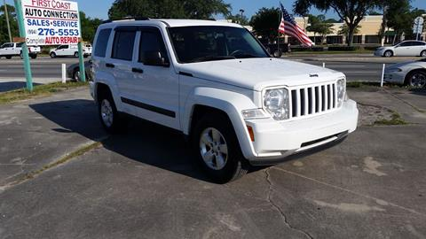 2011 Jeep Liberty for sale in Orange Park, FL