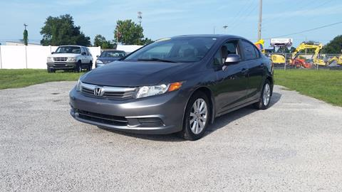 2012 Honda Civic for sale in Orange Park, FL