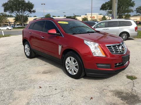 2014 Cadillac SRX for sale in Orange Park, FL