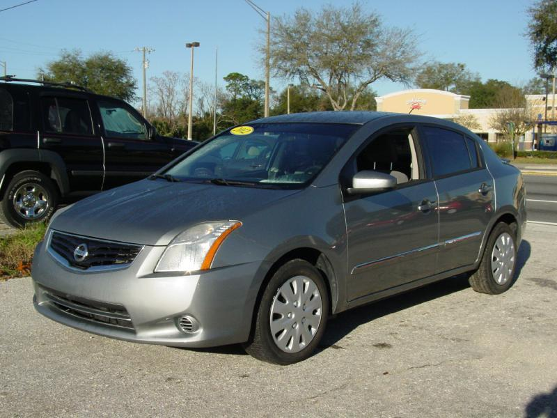 2012 Nissan Sentra 2.0 4dr Sedan 6M - Orange Park FL
