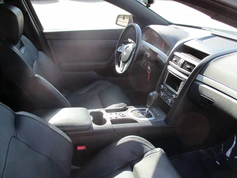 2009 Pontiac G8 w/Bluetooth 4dr Sedan - Waterloo IA