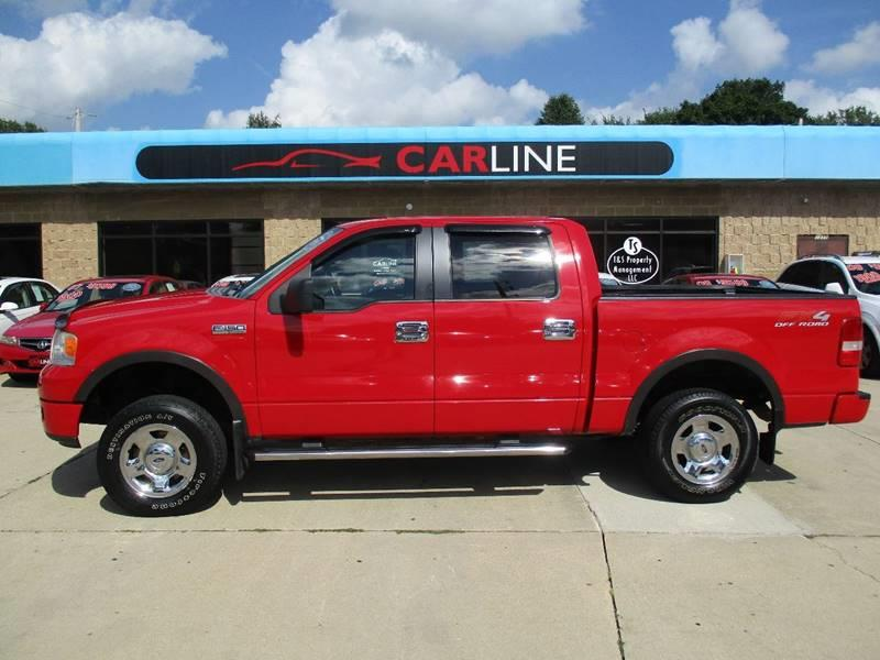 2005 Ford F-150 4dr SuperCrew FX4 4WD Styleside 5.5 ft. SB - Waterloo IA