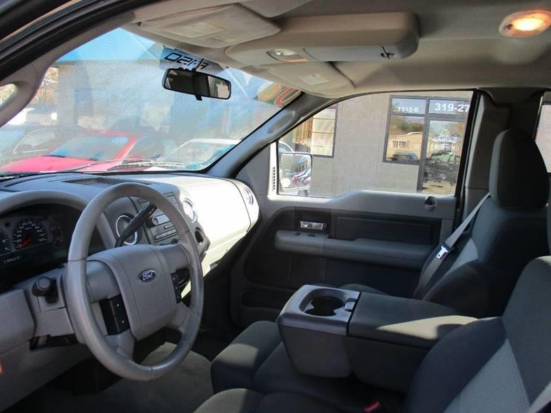 2008 Ford F-150 4x4 XLT 4dr SuperCab Styleside 6.5 ft. SB - Waterloo IA