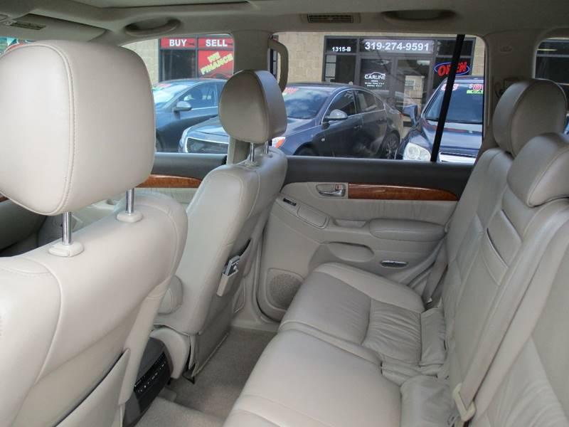 2003 Lexus GX 470 4dr 4WD SUV - Waterloo IA