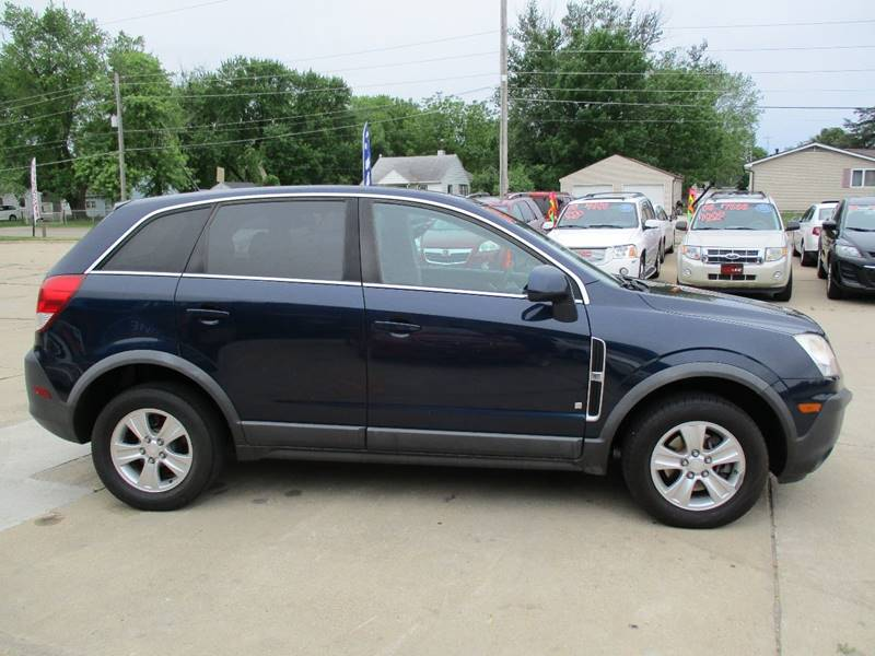 2008 Saturn Vue AWD XE-V6 4dr SUV - Waterloo IA