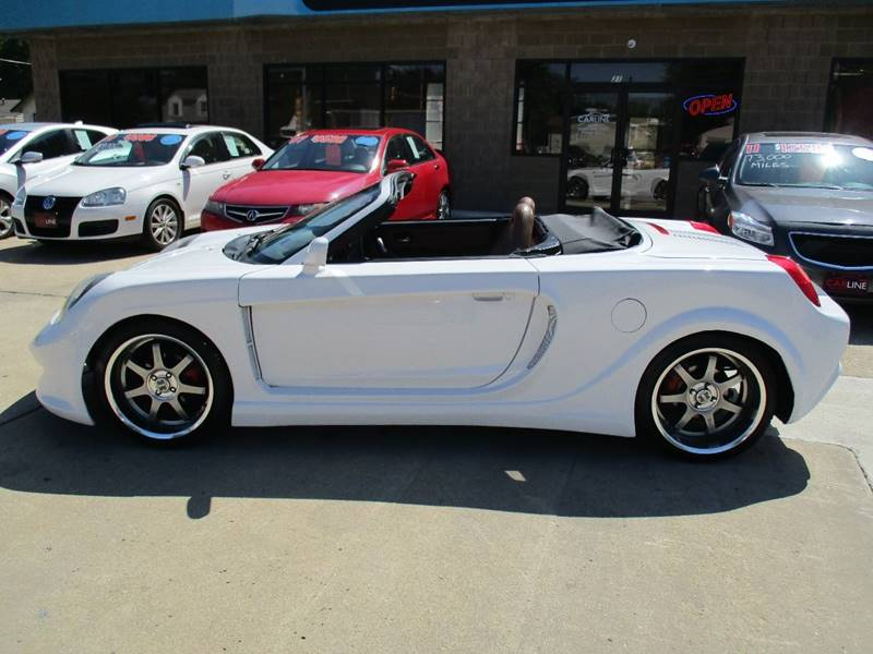 2001 Toyota MR2 Spyder 2dr Convertible - Waterloo IA