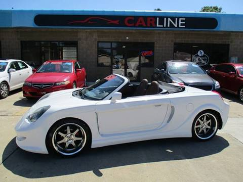 2001 Toyota MR2 Spyder for sale in Waterloo, IA