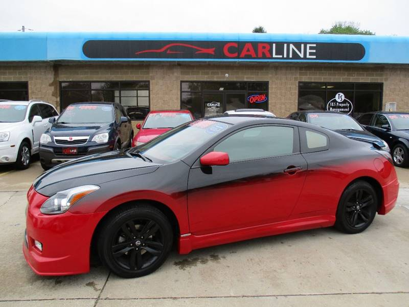 2010 Nissan Altima 2.5 S 2dr Coupe 6M - Waterloo IA
