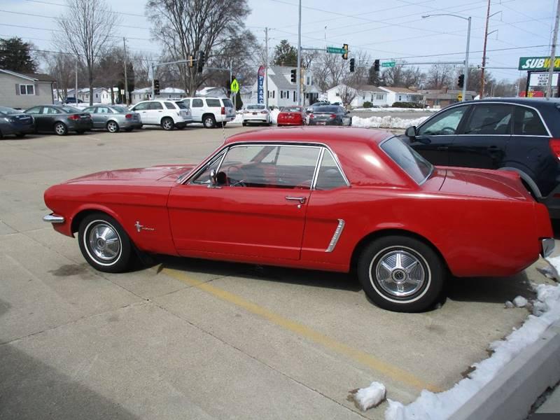 1965 Ford Mustang  - Waterloo IA