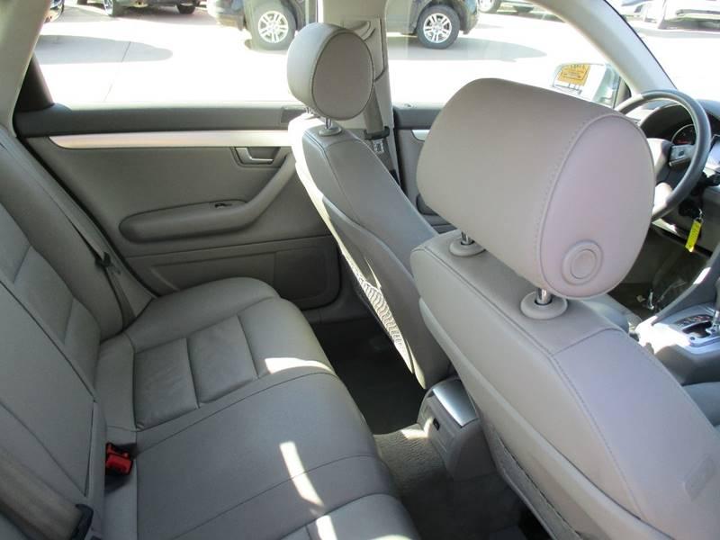 2007 Audi A4 AWD 2.0T quattro 4dr Sedan (2L I4 6A) - Waterloo IA