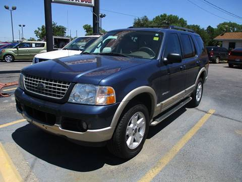 2005 Ford Explorer for sale in Wichita, KS