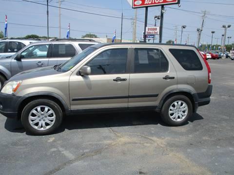 2006 Honda CR-V for sale in Wichita, KS