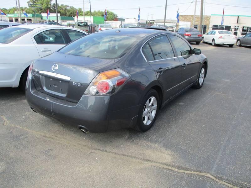 2008 Nissan Altima 2.5 4dr Sedan - Wichita KS