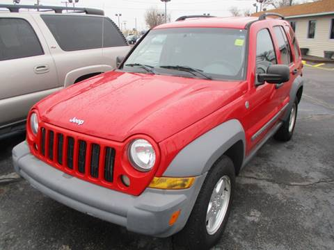 jeep liberty for sale in kansas. Black Bedroom Furniture Sets. Home Design Ideas