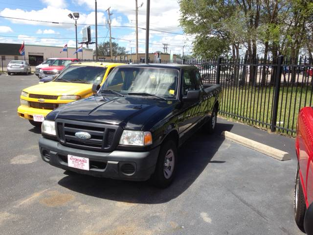 2008 Ford Ranger 4x2 XL 2dr SuperCab SB - Wichita KS
