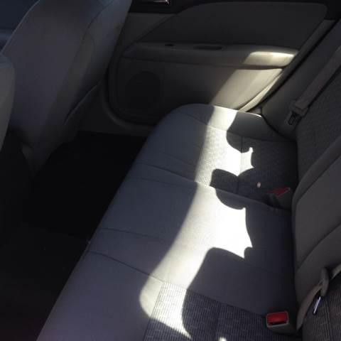 2010 Ford Fusion SE 4dr Sedan - Wichita KS