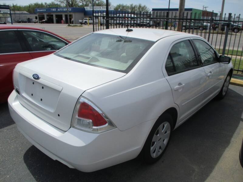 2009 Ford Fusion S 4dr Sedan - Wichita KS