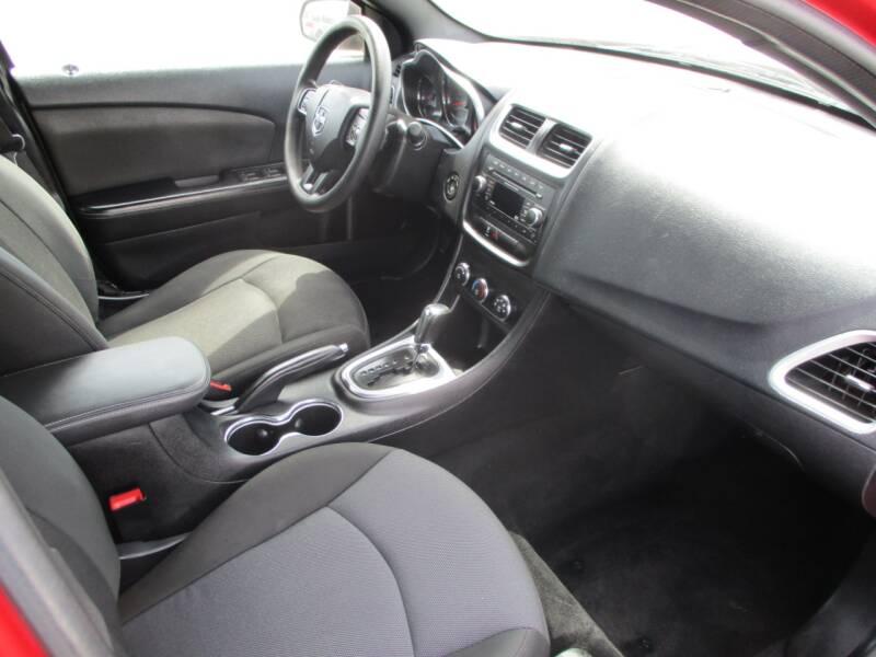 2014 Dodge Avenger SE 4dr Sedan - Wichita KS