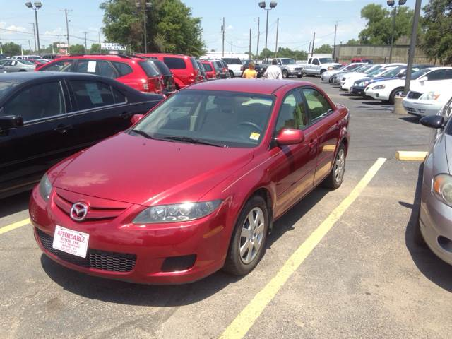 2006 Mazda MAZDA6 i 4dr Sedan - Wichita KS