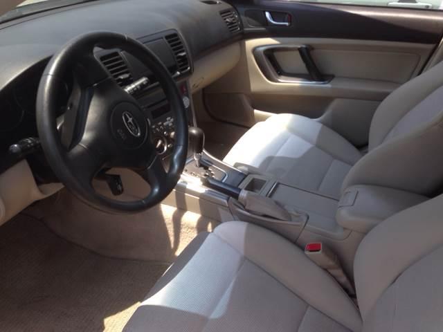 2007 Subaru Outback AWD 2.5i 4dr Wagon (2.5L F4 4A) - Wichita KS
