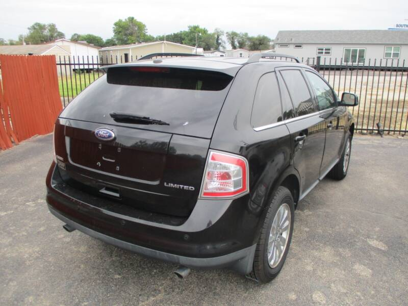 2010 Ford Edge Limited 4dr Crossover - Wichita KS