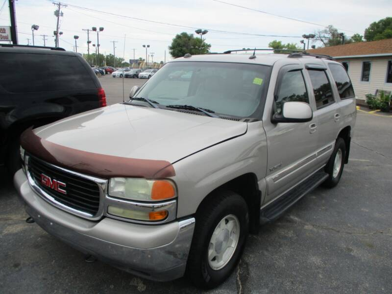 2004 GMC Yukon 4dr 4WD SUV - Wichita KS