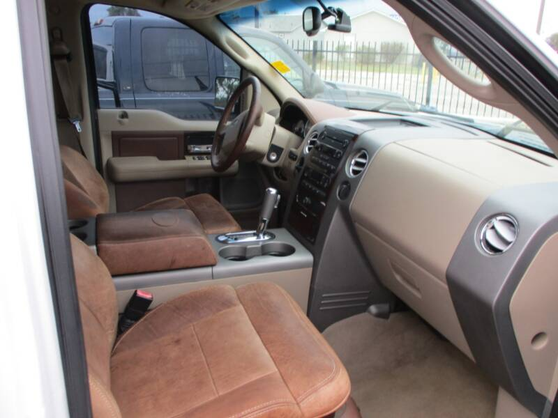 2005 Ford F-150 4dr SuperCrew King Ranch Rwd Styleside 5.5 ft. SB - Wichita KS