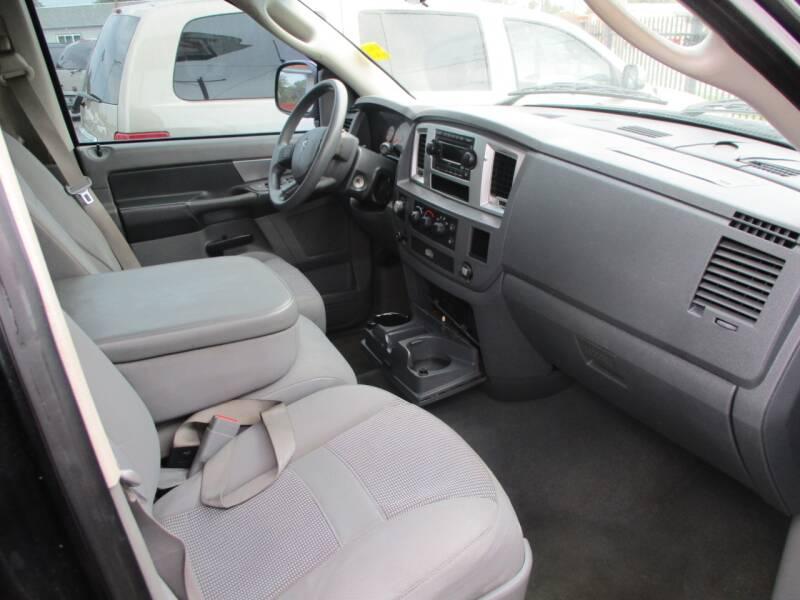 2008 Dodge Ram Pickup 1500 SLT 4dr Quad Cab 4WD SB - Wichita KS