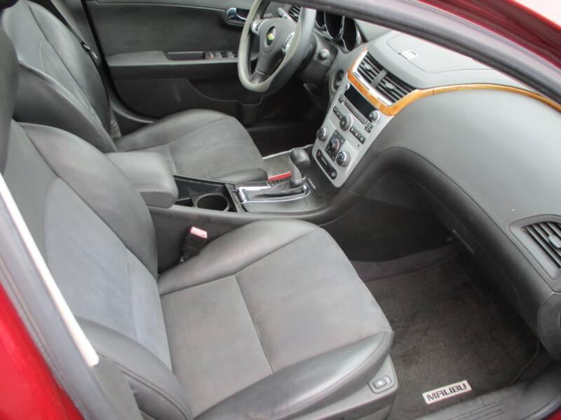 2010 Chevrolet Malibu LT 4dr Sedan w/2LT - Wichita KS