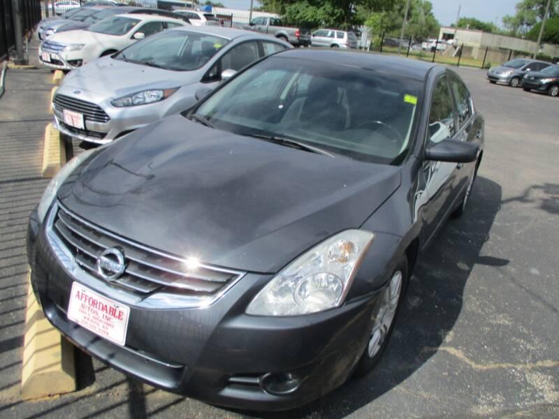 2010 Nissan Altima 2.5 S 4dr Sedan - Wichita KS