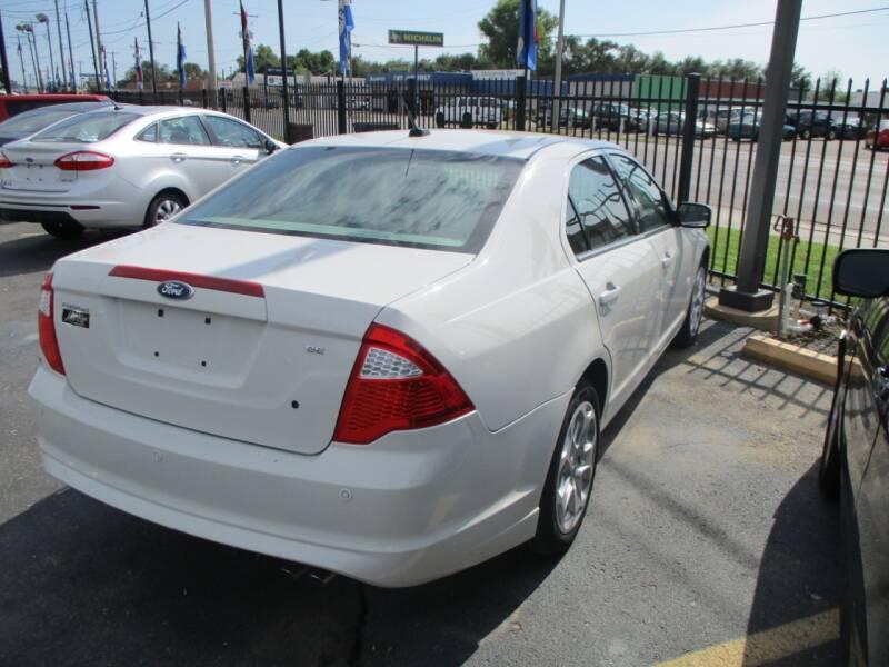 2011 Ford Fusion SE 4dr Sedan - Wichita KS