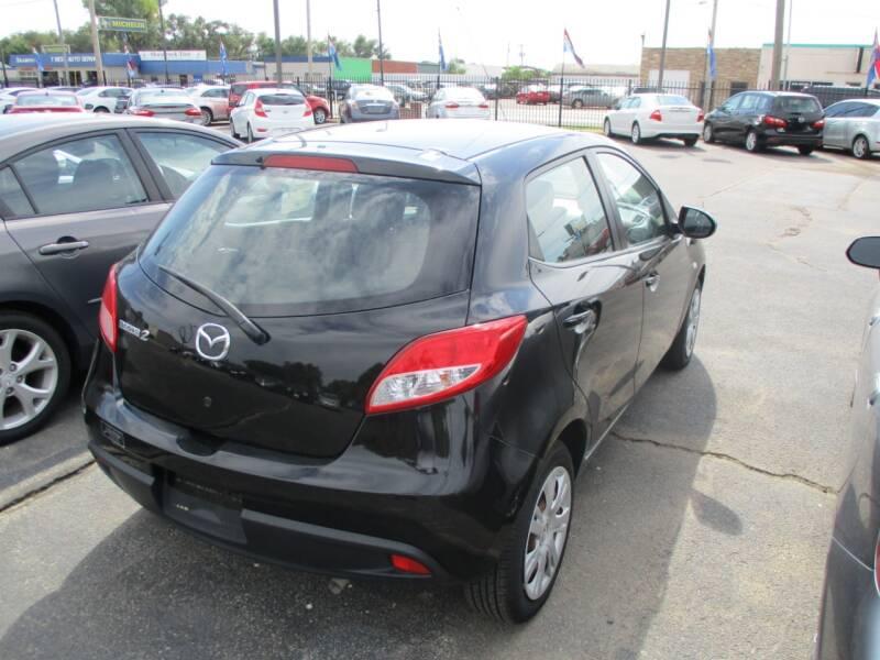 2012 Mazda MAZDA2 Sport 4dr Hatchback 4A - Wichita KS