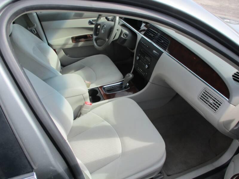 2008 Buick LaCrosse CX 4dr Sedan - Wichita KS