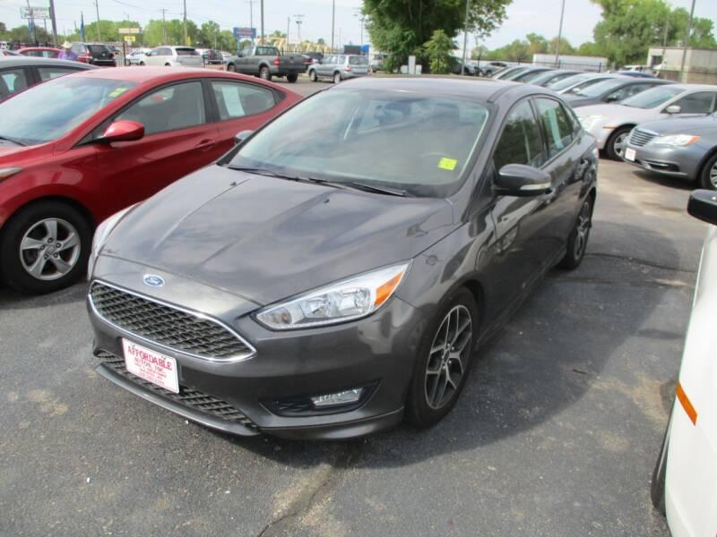 2015 Ford Focus SE 4dr Sedan - Wichita KS